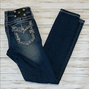 Miss Me Jeans Girls Jeans Size 12